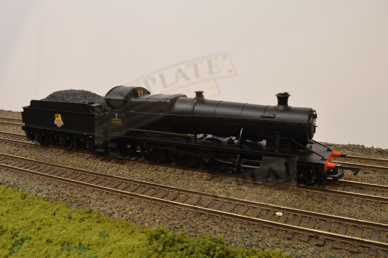 Hornby R2202A Class 28xx 2-8-0 '2865' BR Black with early crest - Tender Drive