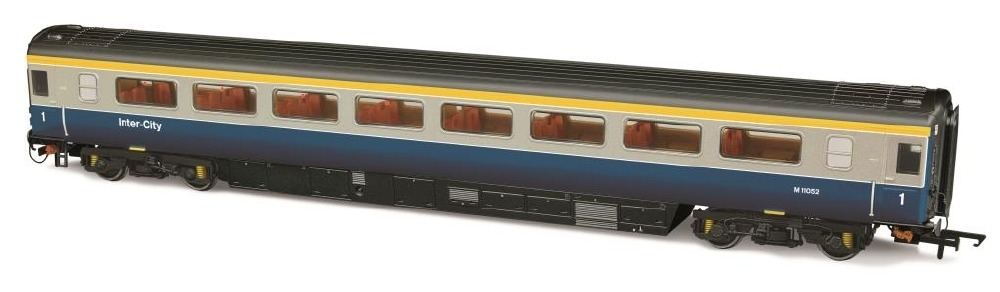 Oxford Rail OR763FO001 BR Mk3a FO Coach - Blue/Grey M11052