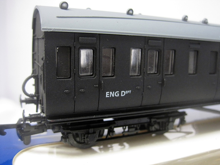Dapol FP7 Breakdown Train Coach - No.3