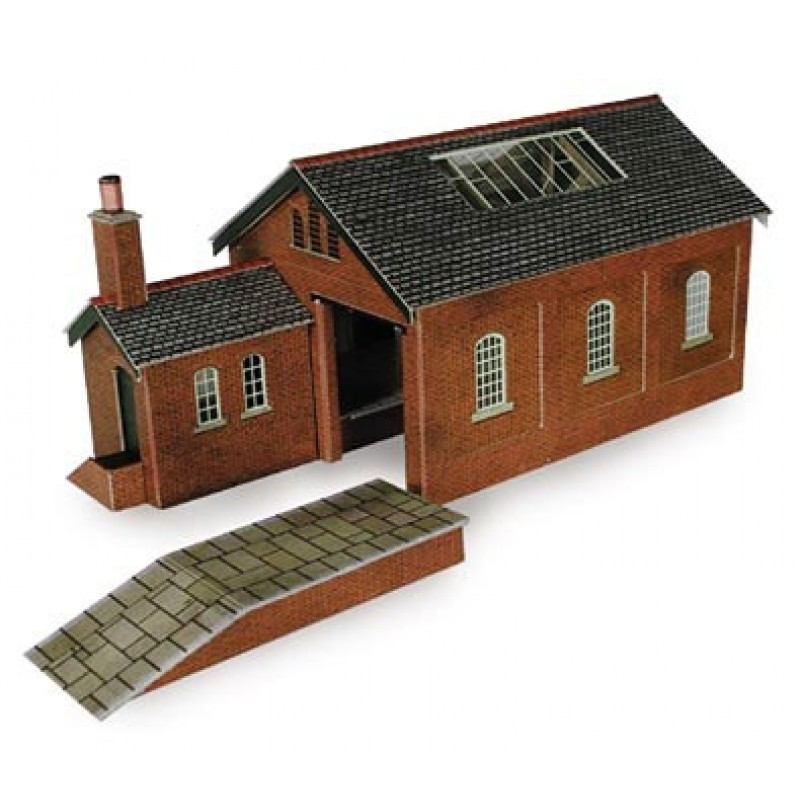 Metcalfe Models PN112 Goods Shed