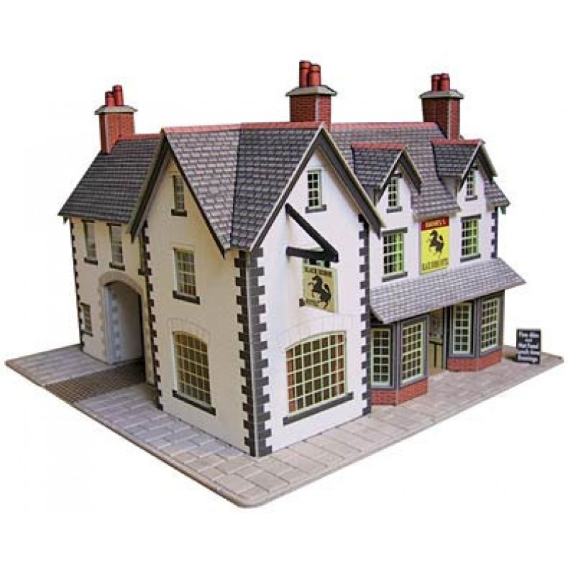 Metcalfe Models PO228 Coaching Inn