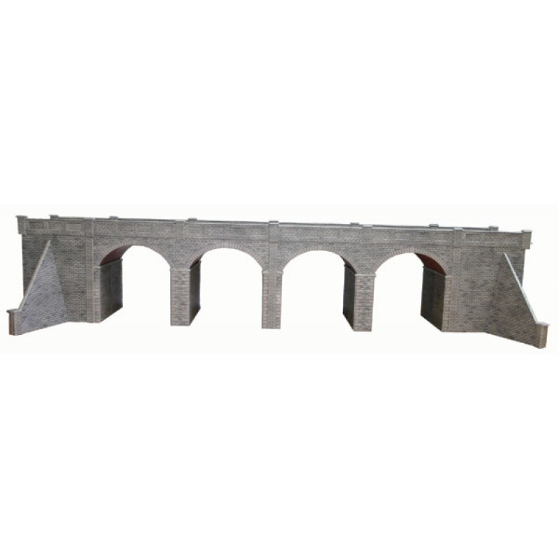 Metcalfe Models PO241 Double Track Viaduct, Stone