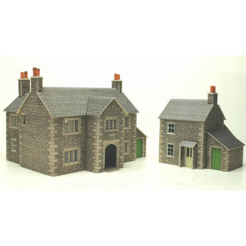 Metcalfe Models PO250 Manor Farm House