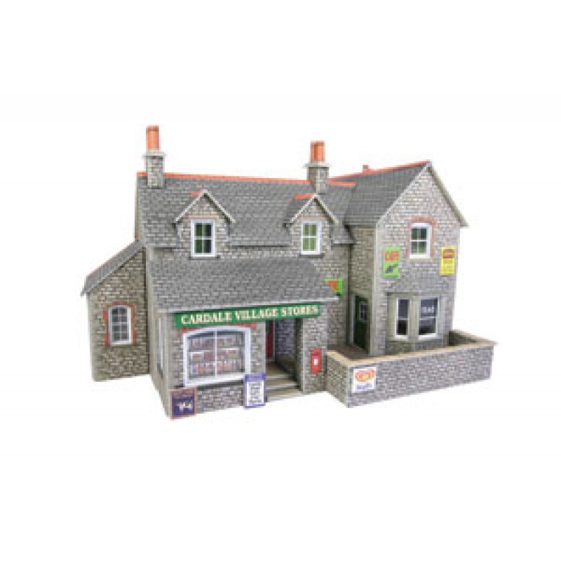 Metcalfe Models PO254 Village Shop