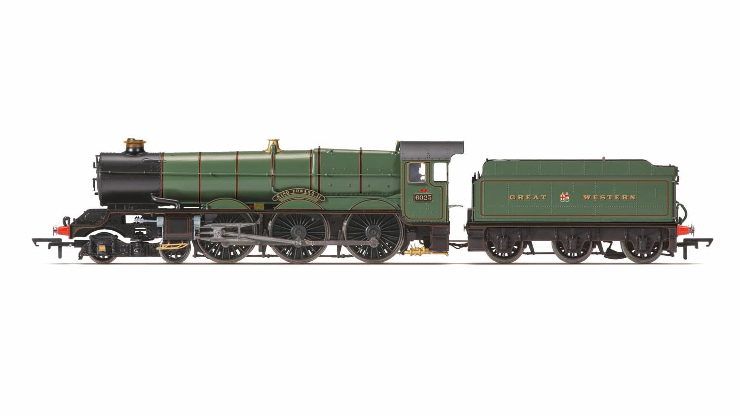 Hornby R3534 GWR King Class 'King Edward II' No 6023