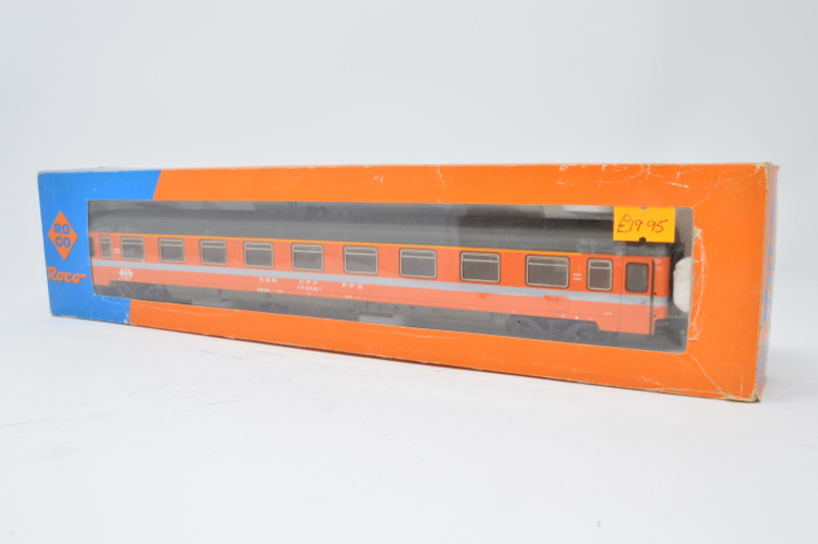 Roco H0 54236D D-Coaches Orange SBB Cff Ffs 61 85 19-70 502-3 1. Class (72749)
