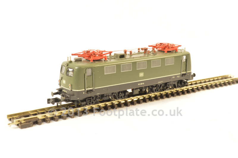 Fleischmann 7326 DB BR 141 Electric Loco GRN No.141 237-8